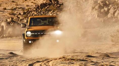 Ford Bronco en los terrenos más extremos de México